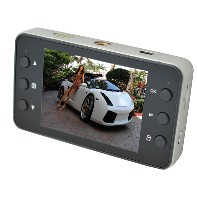 SV-MD600 12V 2.4″ Full HD 1080P Car SUV DVR Camera Video Dash Cam Recorder Tachograph OEM Offer