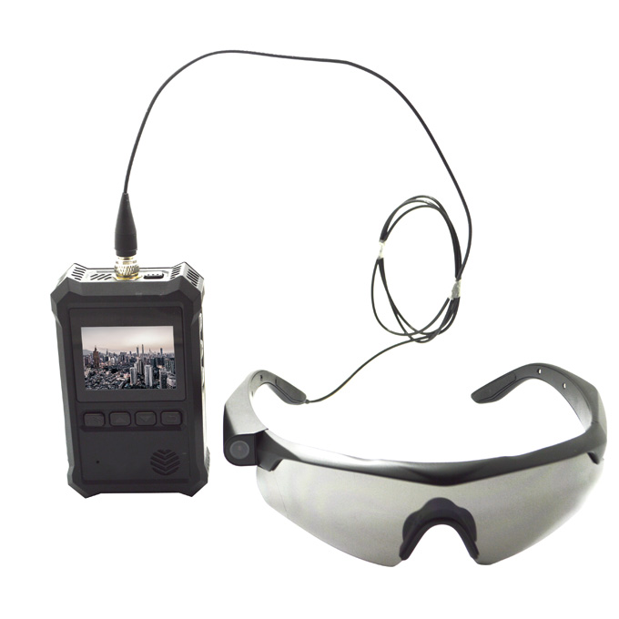 DSJ-Q8 Worldwide First 4G Glasses Body Camera With 1080P Video Resolution, GPS and WIFI Compatible Featured Image